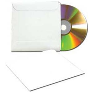 Paper CD/DVD Sleeves
