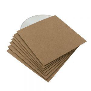 Chipboard CD/DVD Sleeves